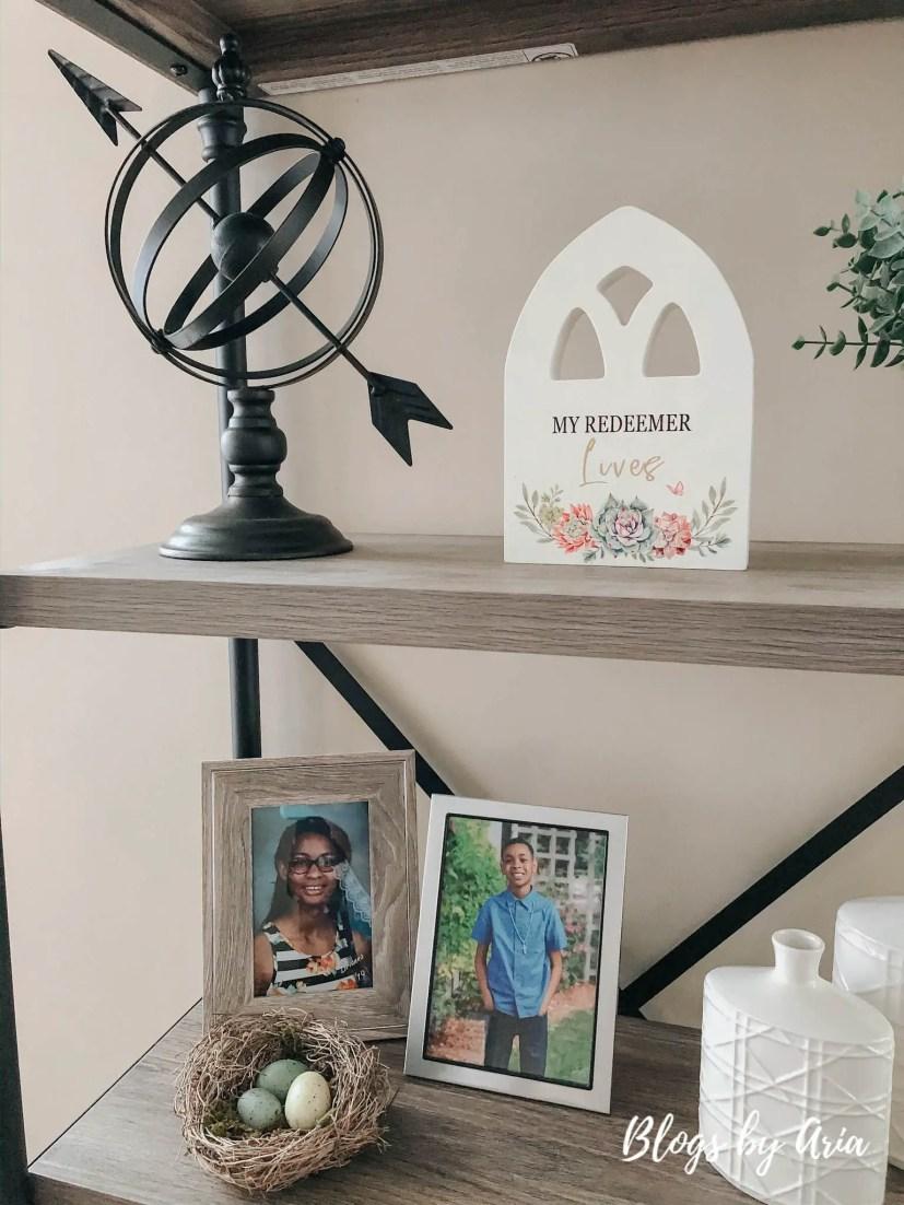 Easter shelf_decor