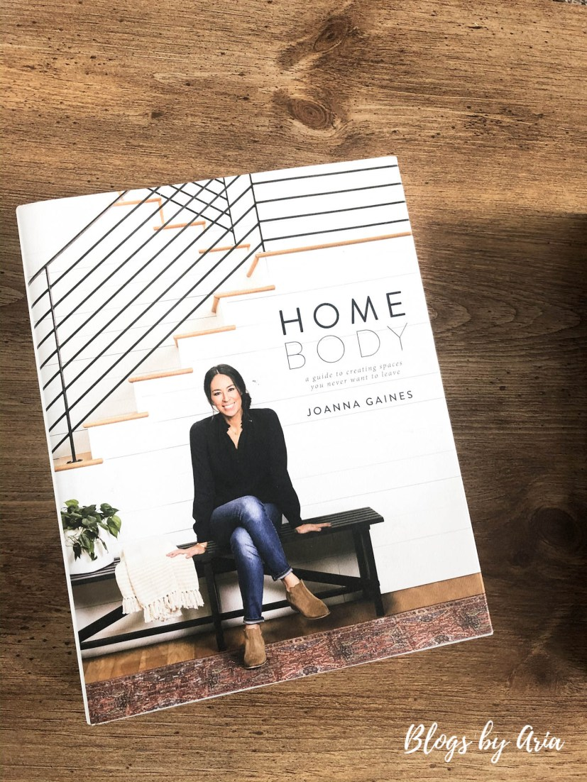 Home Body coffee table book