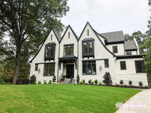 English Tudor House Tour