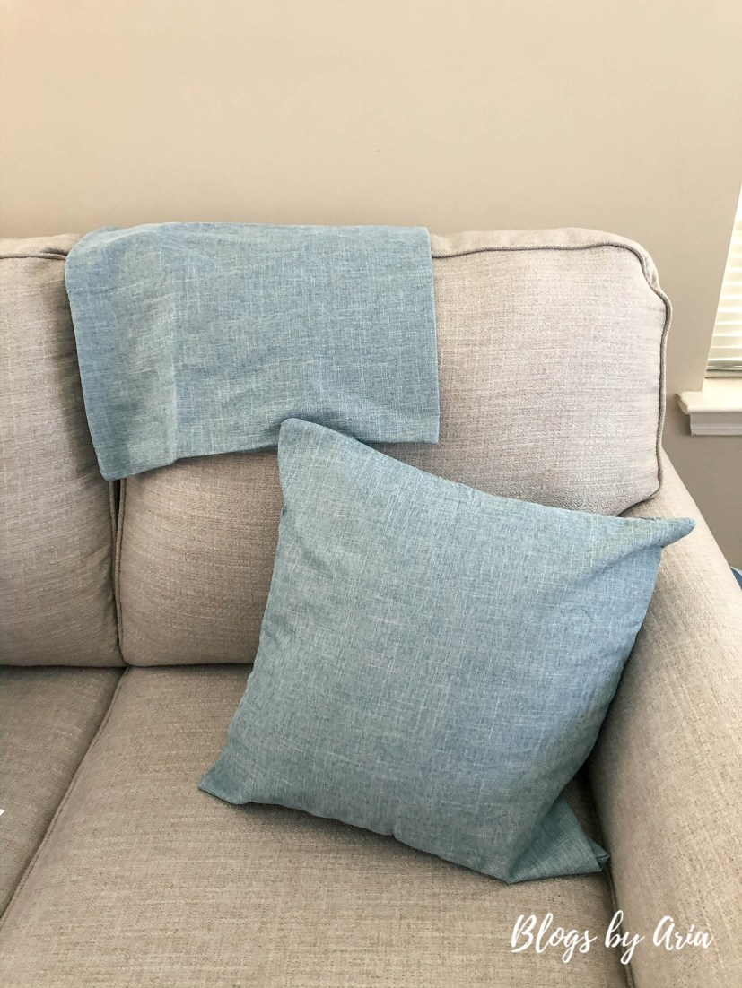 linen burlap pillow covers