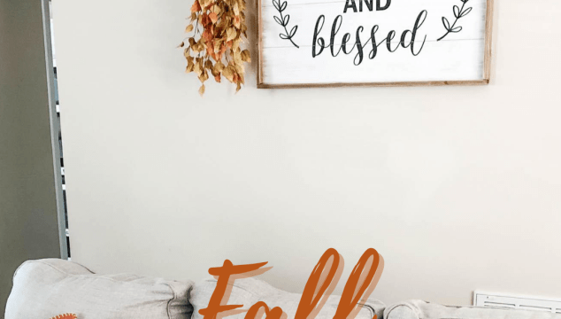 Fall Family Room