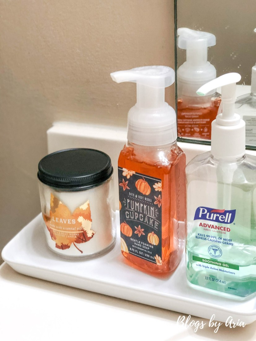 fall soaps