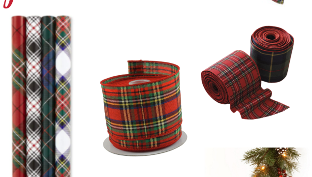 Tartan Plaid Style and Decor