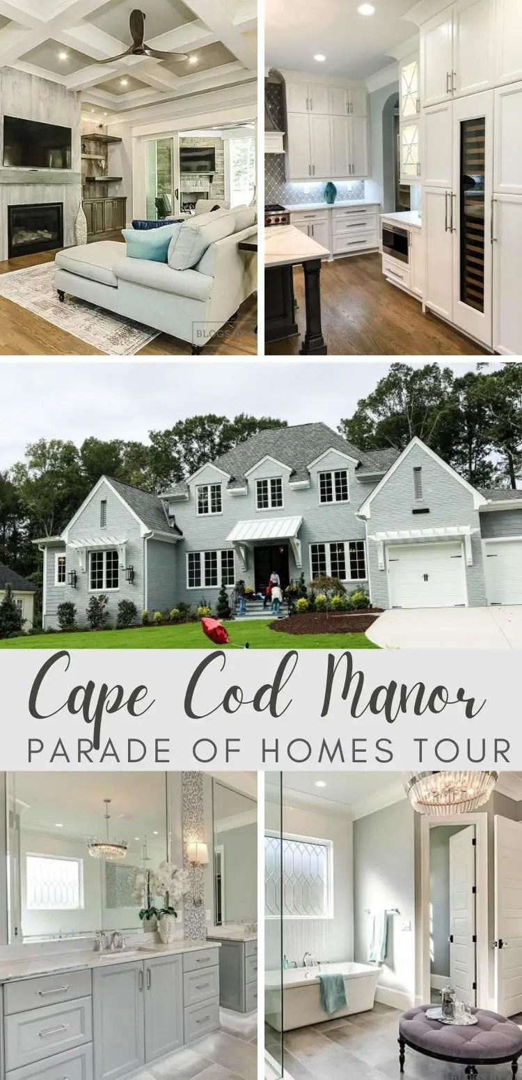 Cape Cod Manor Parade of Homes Tour