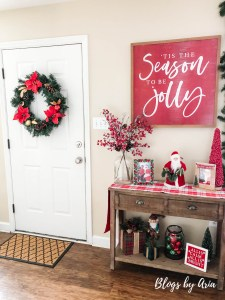 Christmas 2020, More Decor and Thoughts for Next Year