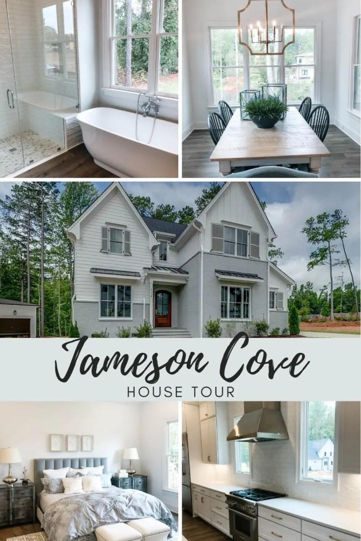 Jameson Cove House Tour