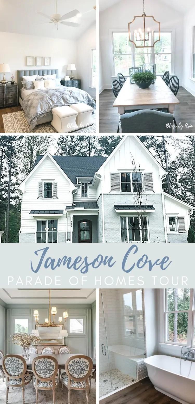 Jameson Cove Parade of Homes Tour
