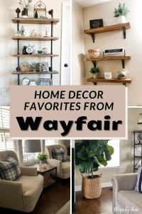 Wayfair Home Favorites