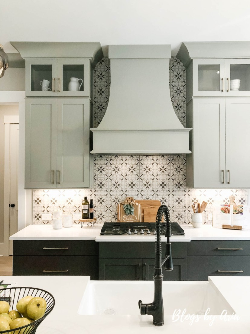 modern farmhouse gray kitchen design ideas