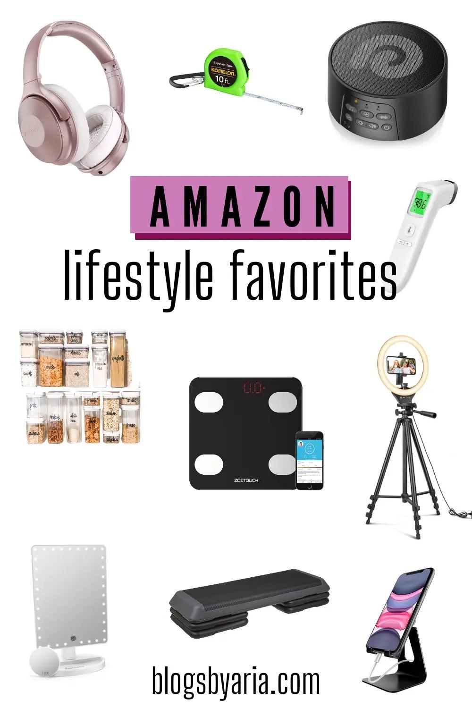 Amazon Lifestyle Favorites