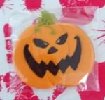 Halloween droomkoekje pompoen