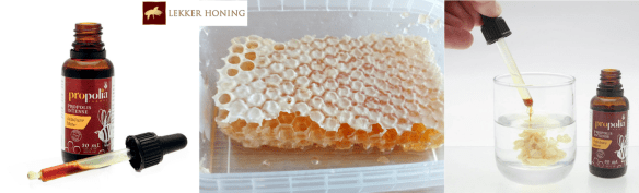 lekker honing