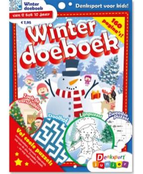 winter doeboek