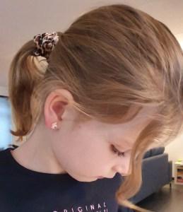 kaya sieraden oorbellen eenhoorn
