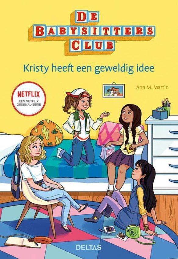 De Babysittersclub - Kristy heeft een geweldig idee