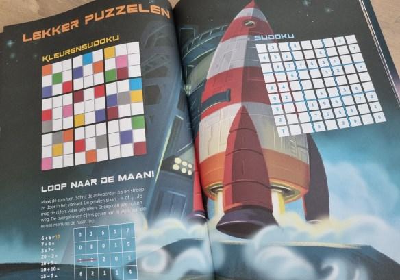 André Kuipers - André Kuipers en De Kleine Astronauten doeboek
