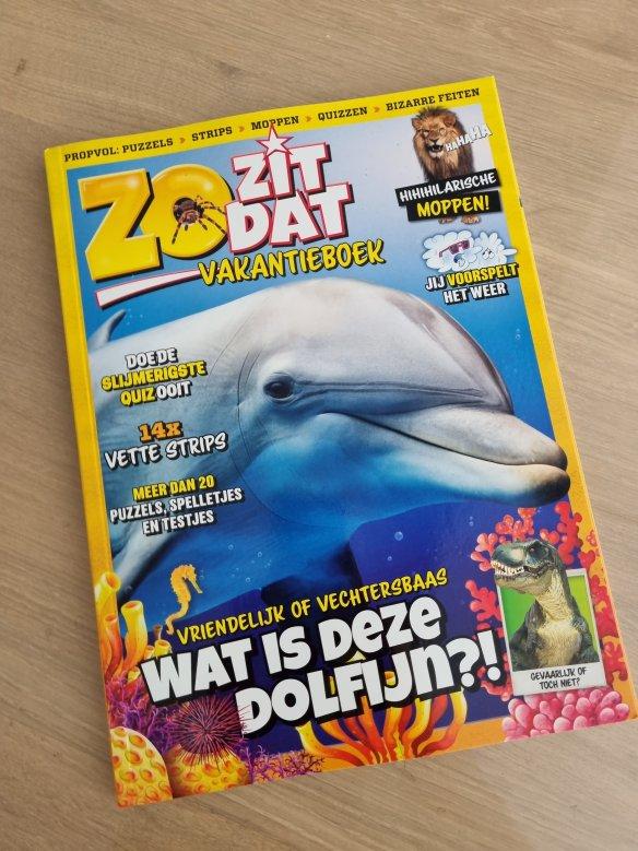 Zo zit dat vakantieboek 2021