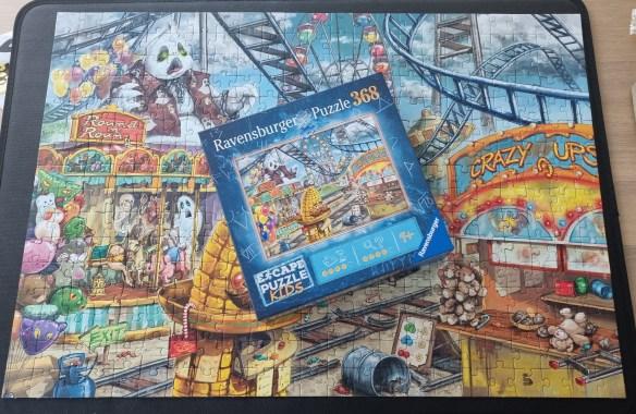 blogsbyingrid - Ravensburger Escape Puzzel Kids Amusement Park