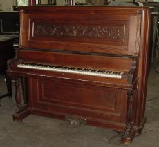Antique Upright Piano #3