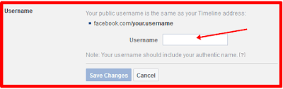 Facebook Username Change 2020