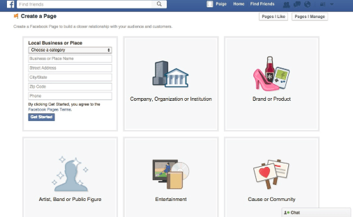 Creating Page on Facebook Made Easy