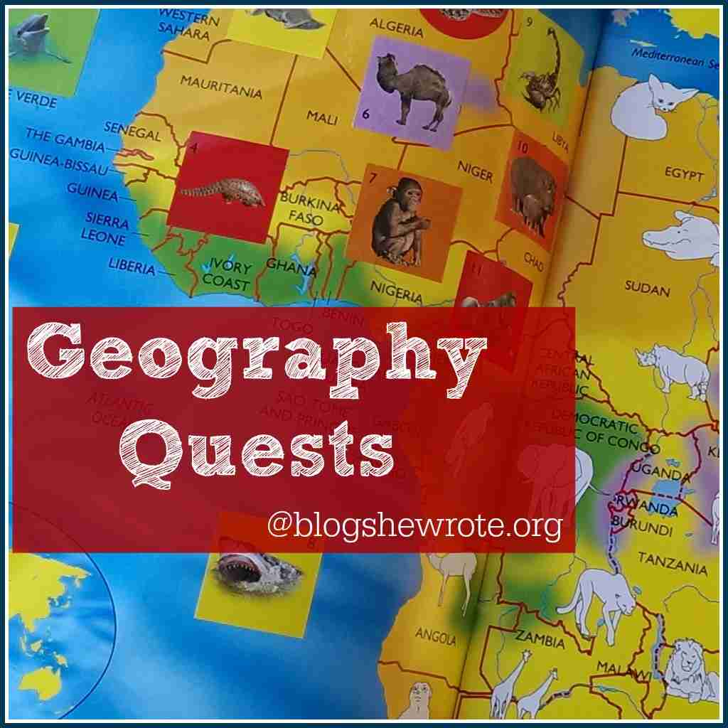 Geography Quests