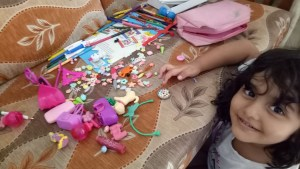 Messy Toys  for child