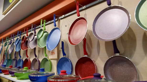 Cookware of Wonderchef