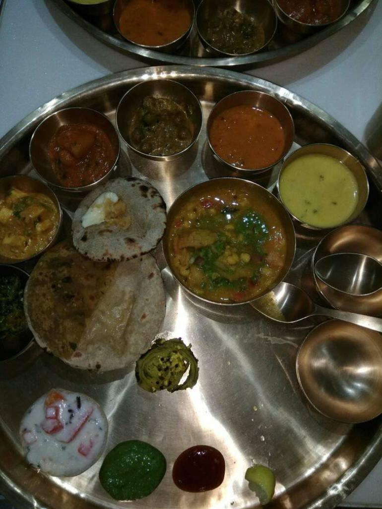 Rajasthani Dish