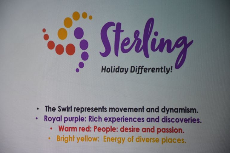 sterling holiday banner