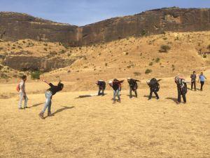Training at Nirvana Adventures