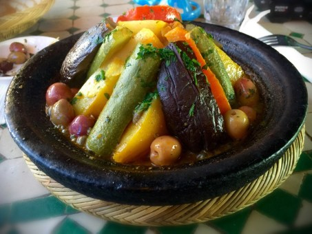 Vegetarian Foods in Morocco