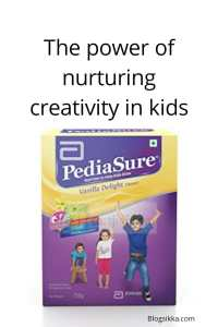 Creativity in kids
