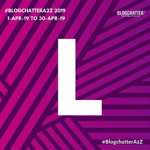 #BlogchatterA2Z - L for London