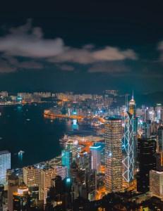 kids friendly travel destination - hong kong