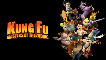 Kung Fu Masters of the Zodiac