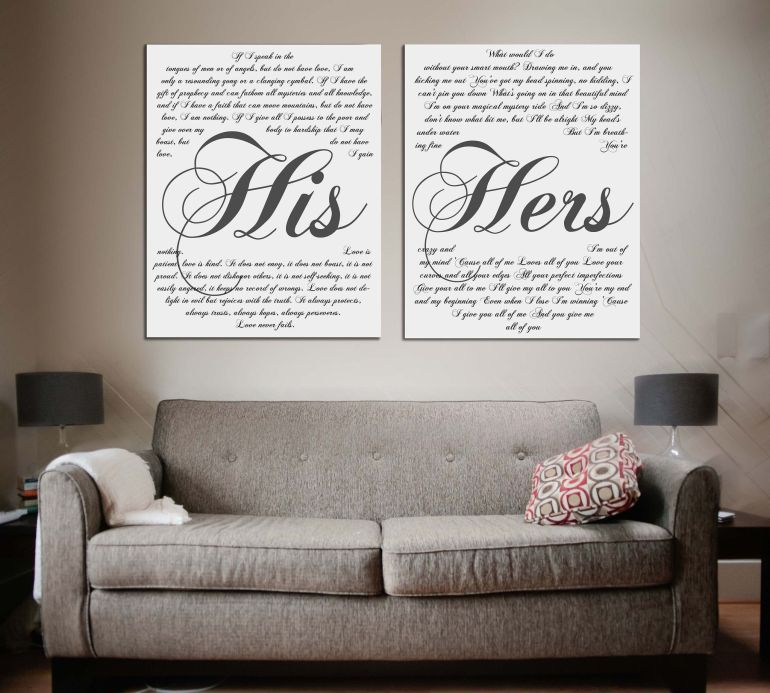 Vows On Canvas
