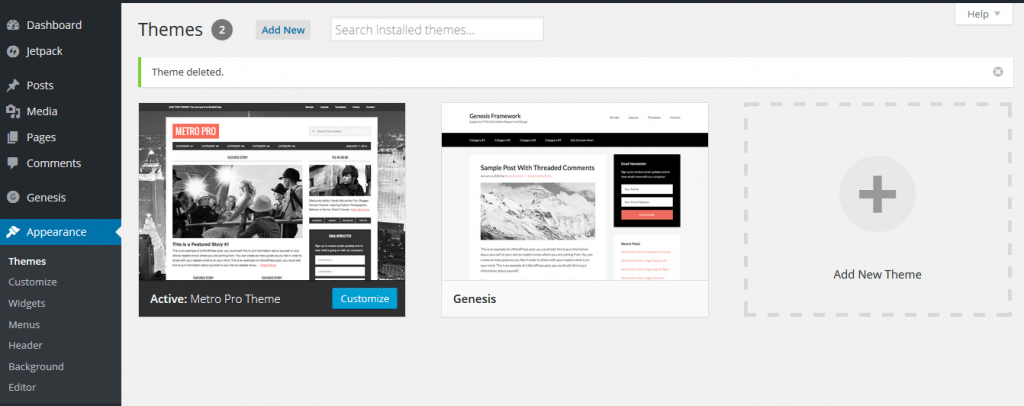install_wordpress_theme