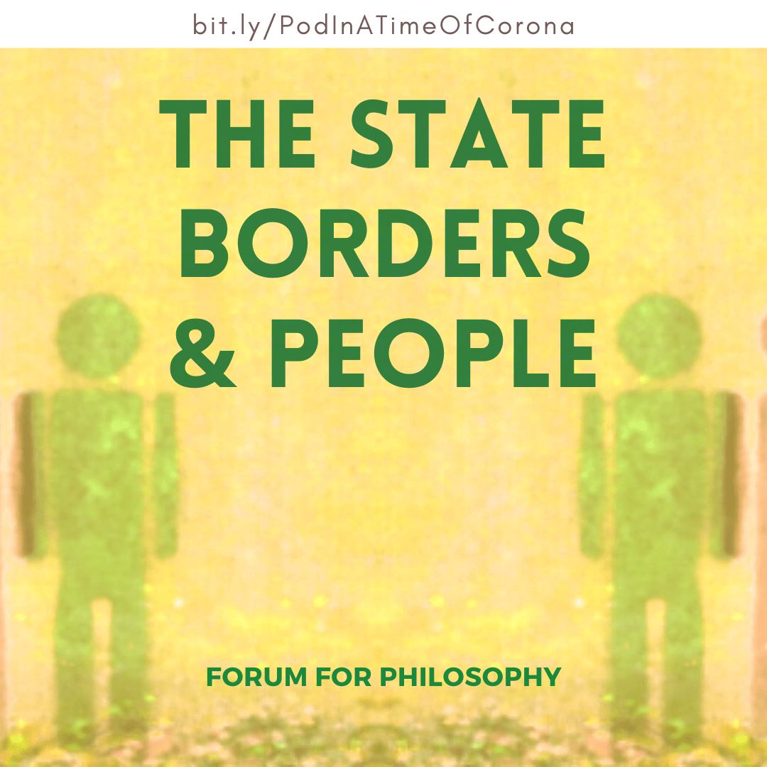 The State, Borders, and People