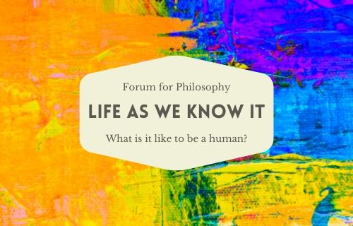 What is it like to be a human?