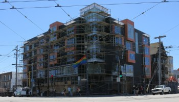 Differences in housing density show that the impact of the