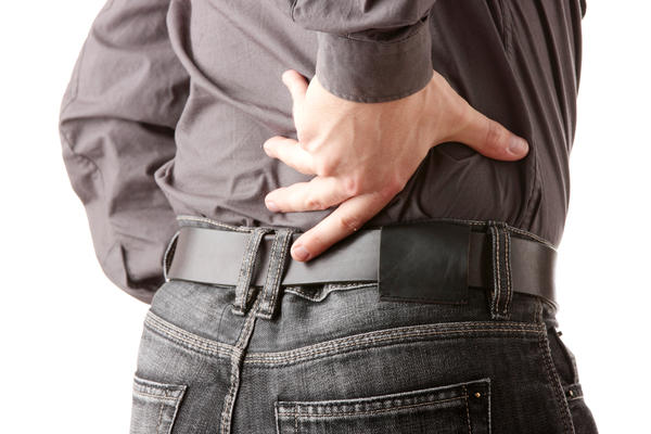 how to fix lower back pain right side