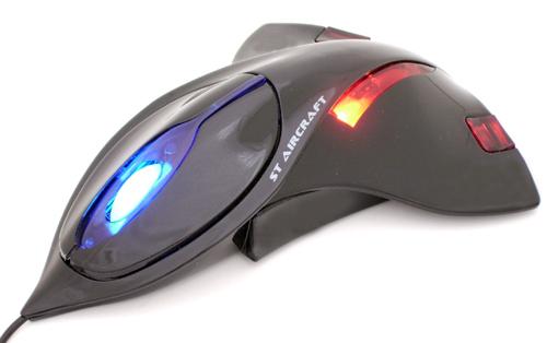 Mouse-aircraft-design