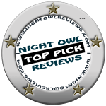 FAR SHORE is  TOP PICK on NIGHT OWL REVIEWS