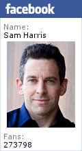 Supporting Sam Harris