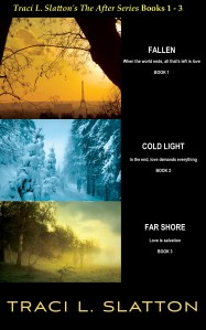 Blood Sky Blog Tour; Fallen, Cold Light, Far Shore in a Single Volume