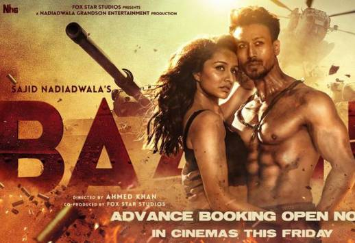Baaghi 3 Full action comedy movies