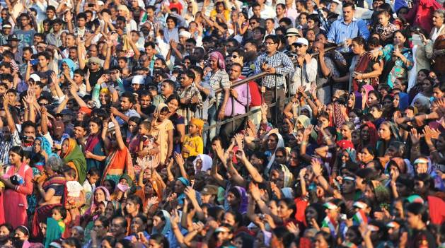 Population in India Famous for