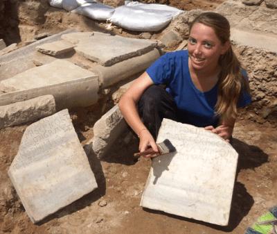 (Israel Antiquities Authority - Howard Smithline)