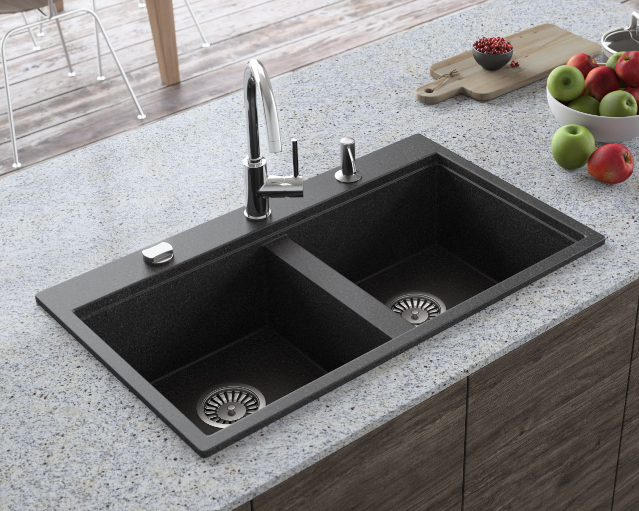 how a granite sink is the best for your